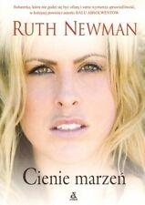 Cienie marzen, Ruth Newman, polish book, polska ksiazka