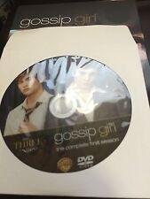 Gossip Girl - Season 1, Disc 3 REPLACEMENT DISC (not full season)