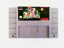 Super Nintendo SNES - Mighty Morphin Power Rangers - Game Cartridge Only