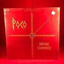 POCO Indian Summer 1977 USA VINYL LP  EXCELLENT CONDITION Donald Fagen