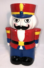 Toy Soldier Ceramic Cookie Jar