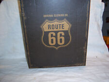 """Route 66 mens shoes """"Mission"""" brown, size 9 1/2  NEW"""