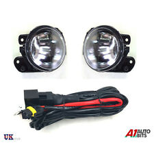 VW Transporter T5 / Caravelle Front Fog Lights With Wiring 2003-2010