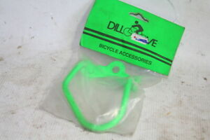 Vintage Bicycle Dillglove Rear Derailleur Protector Cage In Green New Old Stock
