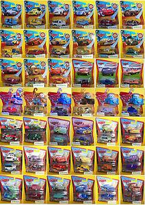 Metall Auto Disney Pixar Cars Mattel Fahrzeuge, 1:55 Modelle Diecast Vehicle Toy