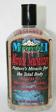 Miracle II Neutralizer Sopi H2O Correct pH and Detoxify 22 Oz Mild Sudless Soap