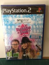SINGSTAR - PATITO FEO - SONY PLAYSTATION 2 - PS2 - NUEVO - VER FOTO
