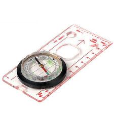 HIGHLANDER Deluxe Map Compass-per passeggiate, Escursionismo, orienteering, sopravvivenza
