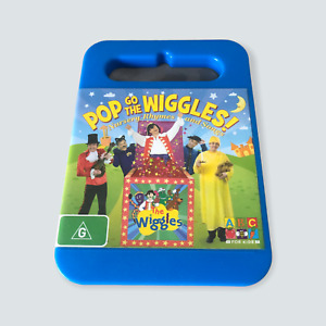Wiggles - Pop Go The Wiggles - GC/Rated G/DVD R4/AUS/Tested/Nursery Rhymes 🐙