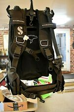 Scubapro KNIGHTHAWK SCUBA Dive BCD, Size XL BC, New Power Inflator Great Condt..