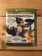Overwatch Game Of The Year edition (GOTY)  (Xbox One) New (unsealed) UK PAL