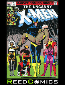 UNCANNY X-MEN OMNIBUS VOLUME 3 PAUL SMITH DM VARIANT HARDCOVER (1056 Pages)