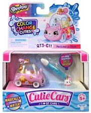 Shopkins Cutie Cars Color Change Cuties! Perfume Le Zoom Figure Pack QT3-C11