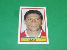 N°39 SERGIO GALARZA BOLIVIA PANINI FOOTBALL COPA AMERICA 2007
