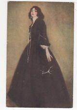 Playhouse Theatre London Romance Doris Keane Owen Nares Vintage Postcard 828b