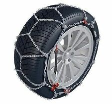 Due Catene da neve 9mm THULE CD-9 045  175/60-14 185/55-14 155/65-15