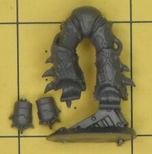 Warhammer 40K Chaos Space Marines Raptor / Warp Talon Legs & Feet (E)