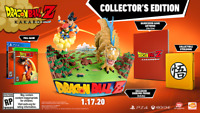 Dragon Ball Z Kakarot Collector's Edition (Sony PlayStation 4, 2020)