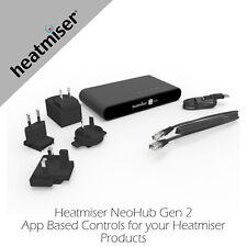 Heatmiser NeoHub Gateway Control Underfloor Heating Thermostat Gen2 Apple Home