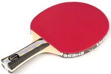 Yasaka MARK V Carbon Flared Handle (Champion Line)  Table Tennis Racket