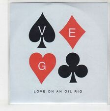 (GS497) The Victorian English Gentlemens Club, Love On An Oil Rig - 2009 DJ CD