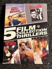 New listing 5-Film Collection Thrillers (Dvd) Fugitive/ Shawshank etc.Excellent Condition!