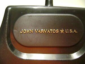 JOHN VARVATOS USA (G*) 19 3/4 BLACK PLASTIC DRESS SHIRT HANGERS SET 20