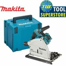 Makita DSP600ZJ Twin 18V (36V) LXT Brushless Plunge Saw & MAKPAC Carry Case
