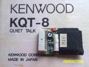 Kenwood KQT-8 Quiet Talk Unit