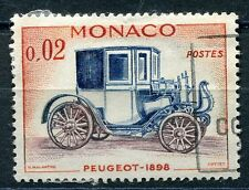 TIMBRE  MONACO N° 558   PEUGEOT 1898