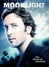 MOONLIGHT - The Complete Series (DVD, 2009, 4-Disc Set) BRAND NEW