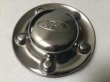 Ford F-150 Expedition OEM Wheel Center Cap Chrome Finish YL34-1A096-CB