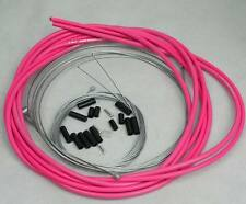 JAGWIRE HOUSING CABLE BRAKE SHIFTER COMPLETE KIT HOT PINK SUIT SHIMANO SRAM AVID