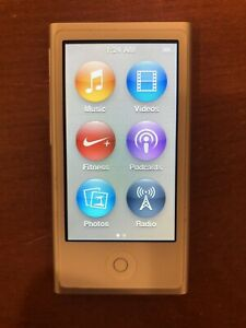 EXCELLENT CONDITION ipod nano 7th generation WITH ARMBAND
