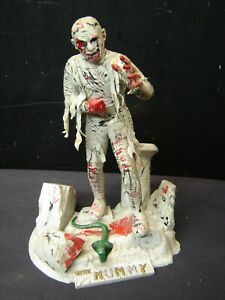 Old Aurora The Mummy Monster Model Dated 1963