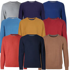 Marks and Spencer Cotton Regular Jumpers & Cardigans for Men