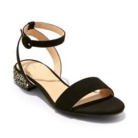 A New Day Women's Winona Ankle Strap Sandals - Choose Size/Color
