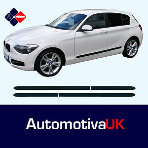 BMW 1 5D Rubbing Strips | Door Protectors | Side Protection Body Kit