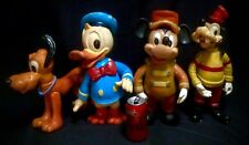 Super Holy Grails 1970's Colossal Huge Disney Mickey Donald Goofy Pluto Figures