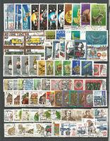 DDR  1978  gestempelt kompletter Jahrgang gute Stempel+ alle Einzelmarken