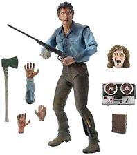 NECA Evil Dead 2 Ultimate Ash Williams 7 inch Scale Action Figure - New in box