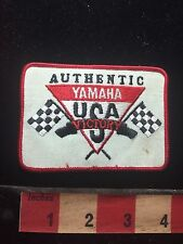 YAMAHA USA - VICTORY Motorcycle / Biker Patch (1980s / 1990s Era) S75G