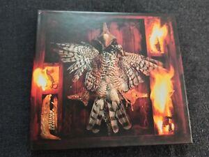 SATYRICON - NEMESIS DIVINA - CD DIGIPACK DELUXE NAPALM RECORDS COME NUOVO