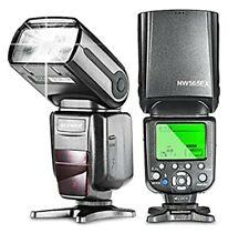 Neewer NW562 Speedlight TTL off Machine Flash Flashgun for Canon - Stand & Box