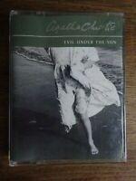 Agatha Christie Evil Under the Sun read by David Timson   2 Cassette Audio Book