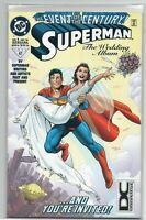 Superman The Wedding Album DC Universe Logo Variant - Near Mint