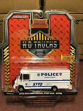 Greenlight  HD TRUCKS NYPD New York City Police Department 2019 Step Van