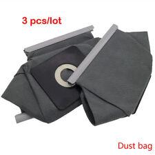 3Pcs Hot Firm Universal Reusable Vacuum Cloth Bag Cleaner Dust Bags