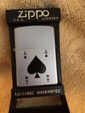 ZIPPO - ACE OF SPADES