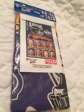 WinCraft Sports Vertical Flag Baltimore Ravens Super Bowl Champions XXXV Rare
